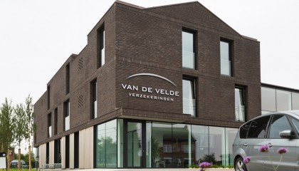 Elektrotechniek De Pauw Realisatie verlichting binnen KBC-Verzekeringen_Van-De-Velde