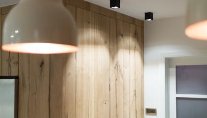 Elektrotechniek De Pauw Totaalproject en binnen verlichting keuken
