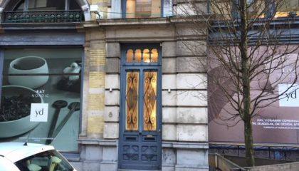 Ydee Nordic House Belfortstraat Gent