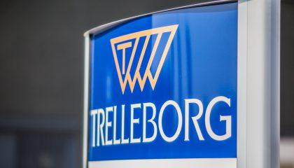 Trelleborg Industriegebouw - Elektrotechniek De Pauw